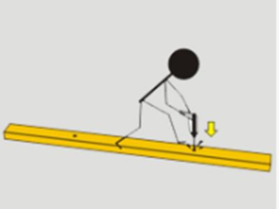 当商场多功能吊牌遇见网状顶面的时候