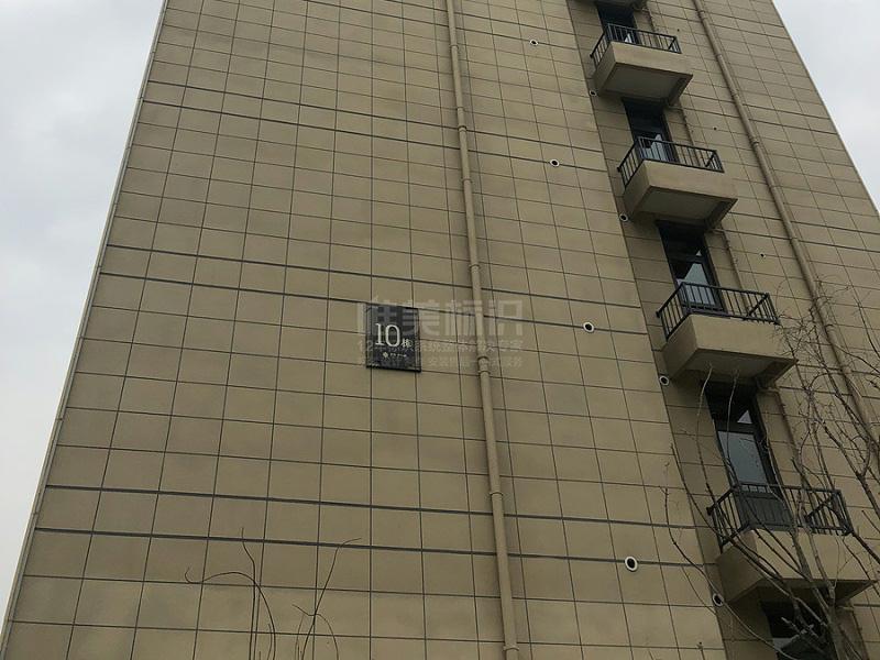 小区楼栋号标识牌