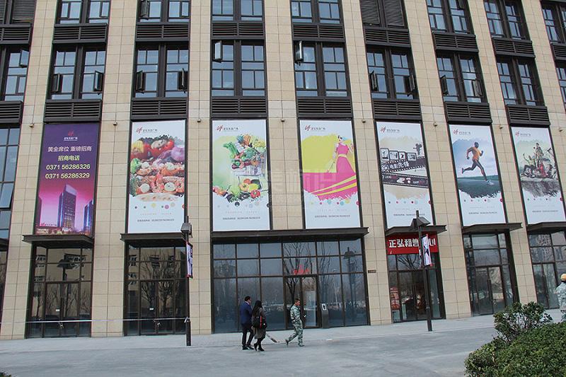 户外广告展示牌设计制作