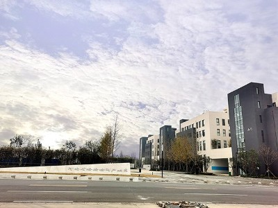 河南检验检测产业园案例赏析 | 唯美标识设计制作