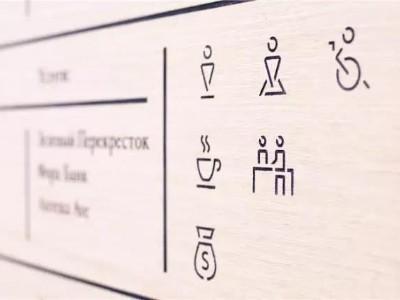 购物商场导视系统设计