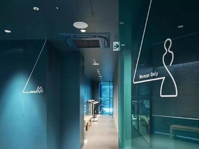 商场导视系统线性设计应用