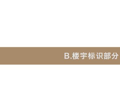 钰龙府|房地产小区标识设计方案(楼宇标识)