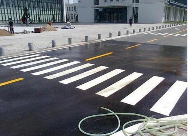 工业园区地面标识牌制作
