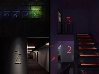 如何规划酒店标识标牌设计方案-唯美标识