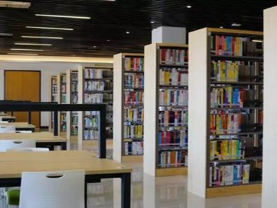 图书馆标识导视系统的分类