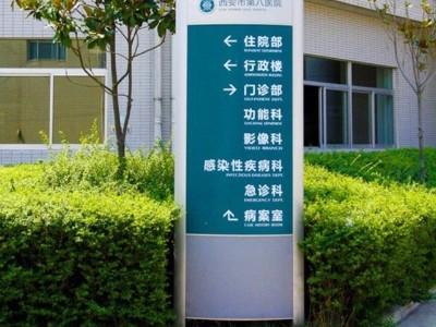三级医院如何从数字标识牌受益?