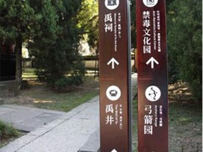 园区标识系统分类汇总