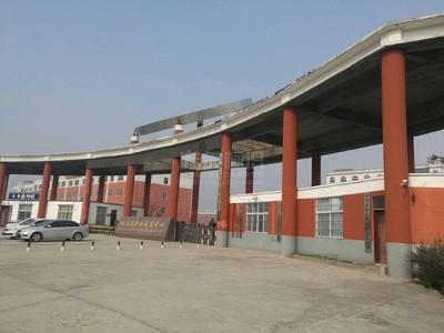 河南汝南县职业教育中心标识系统案例赏析