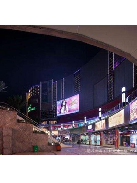 西元国际广场•购物中心标识系统