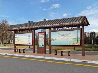 郑州公交站台的尺寸有什么标准和规格呢?