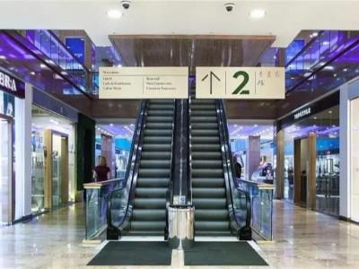 创意商场导视系统设计规划原则