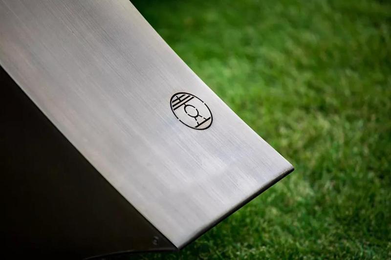 仿古铜拉丝不锈钢多工能指示牌