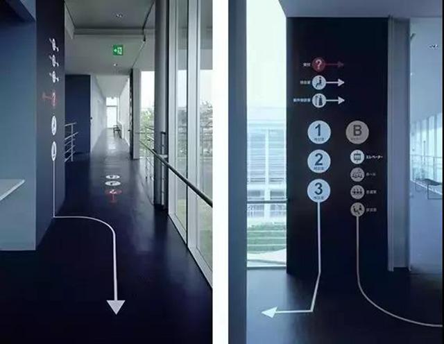 标识导视系统设计