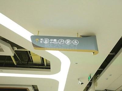 设置商场标识标牌的作用